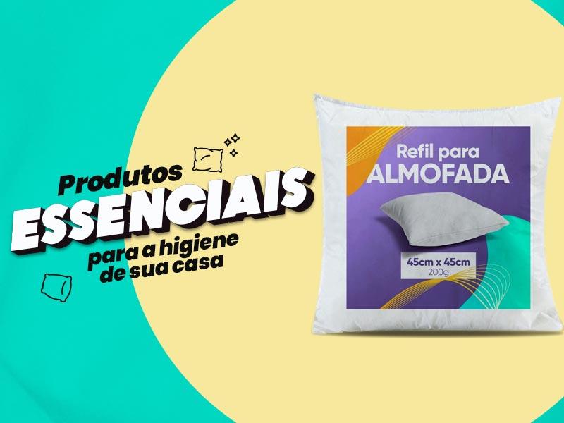 Produtos Essenciais para Higiene de sua Casa