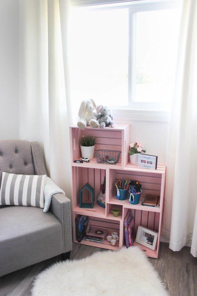 5 Dicas de decoração com caixotes de madeira